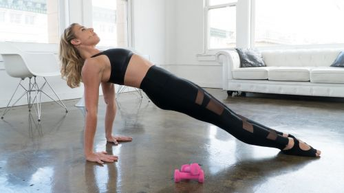 BodyselfieTV workouts under 10 minutes| Shay Kostabi's 10 Minute Arm Sculpt