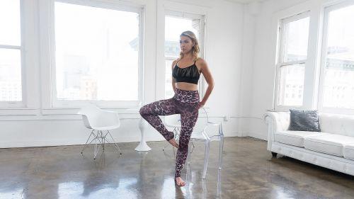 BodyselfieTV workouts under 10 minutes | Shay Kostabi's 5-minute thigh burner workout